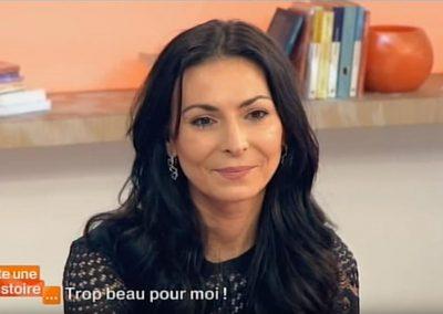 Laetitia Mendes, experte en image sur France2